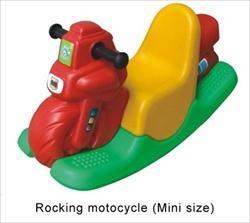 Rocking Motor Cycle (Mini-Size)