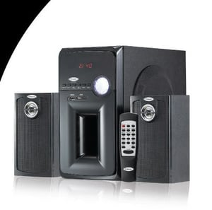 Speaker System With Remote