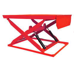 Scissor Lift Tables And Dock Leveler