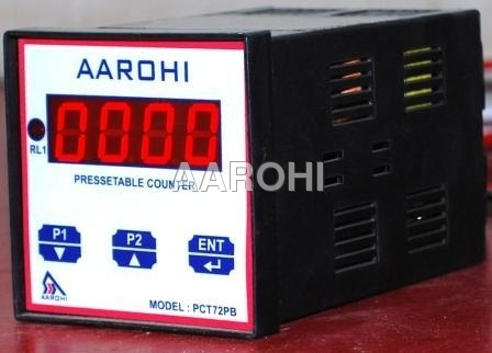 Digital Presettable Counter