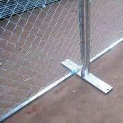 Hot-Dipped Galvanized Chain-Link Fence