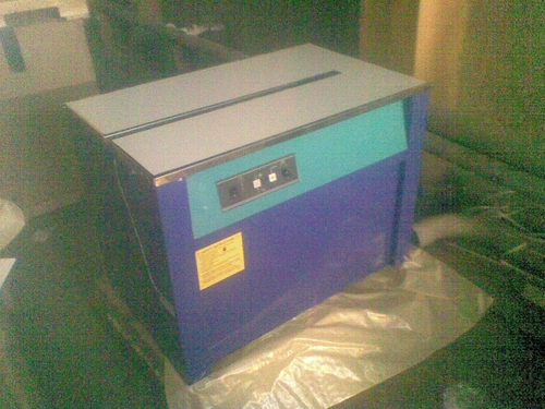 Heat Sealing Box Strapping Machine