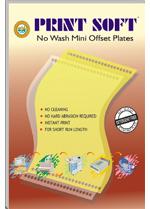 Print Soft Polyester Offset Plates