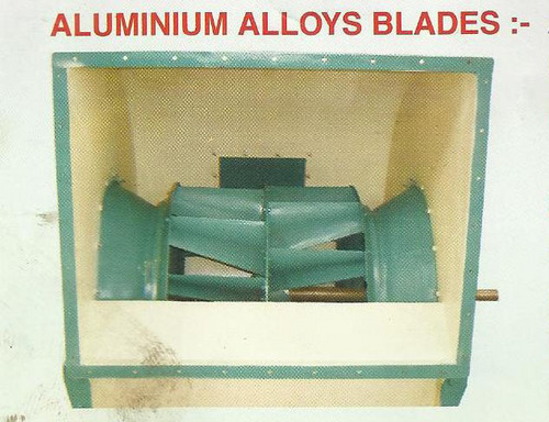 Aluminum Alloys Blades in    Distt. Karnal