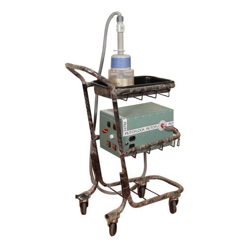 Automatic Flock Printing Machine
