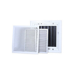 Combination Grilles With Filter Frame