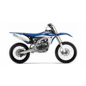 2012 Yamaha YZ 450F