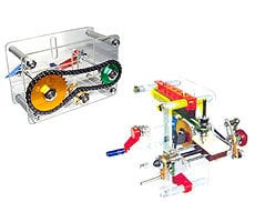 Chain Drive (With Tensioner) / Shaper