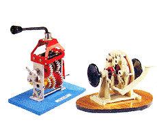 Gear Box / Single Drive Plate Clutch Mechanism
