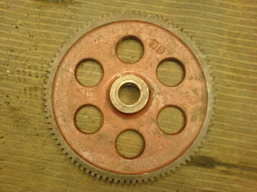 Gear Wheels For Marine Engines