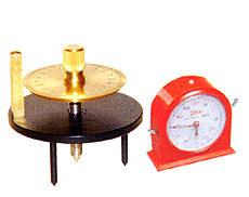Spherometer And Stop Clock