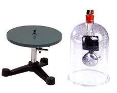 Tripod And Bell Experiment Apparatus