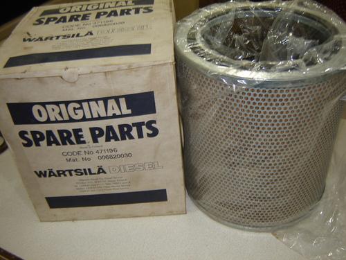 Oil Filter For Wartsila