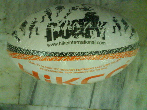 Rugby Match Balls