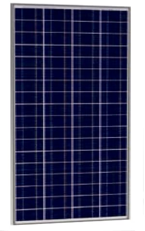 A-Grade Cell High Efficiency PV Solar Panel 140W