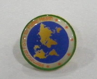 Conference Pin Badge