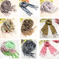 Acrylic Fashion Scarves