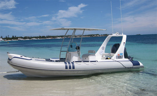 Liya 20ft Hypalon Inflatable Boat with outboard motor