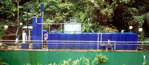 Sequential Batch Reactor