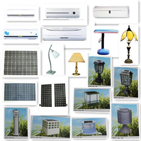 Solar Power Light Panel