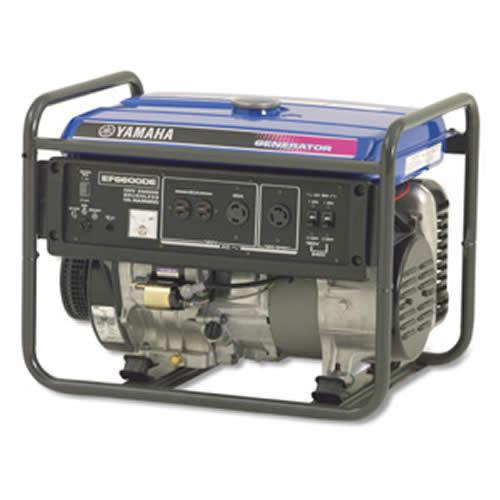 EF6600DE 6000 Watt Portable Generator