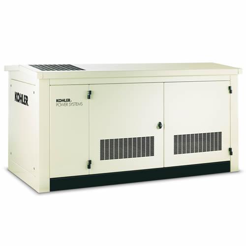 Kohler 30RES 30 Kw Emergency Standby Generator