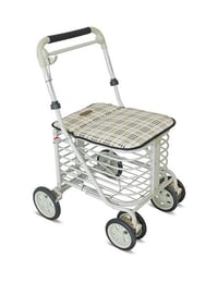 Robust Shopping Cart (Alj-001a)