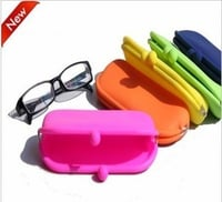 Silicone Eyeglass Cases