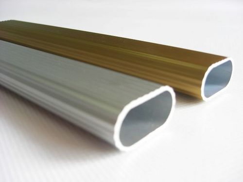Aluminum Oval Tube And Pipe
