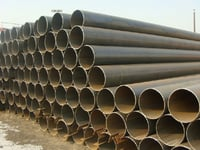 Erw/Lsaw Welded Steel Pipes
