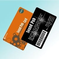 Plastic I Card / Barcode Cards
