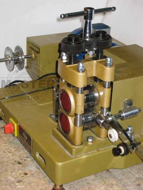 Carbide Flattening Rolling Mill