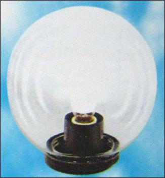 Clear Globe Lamp