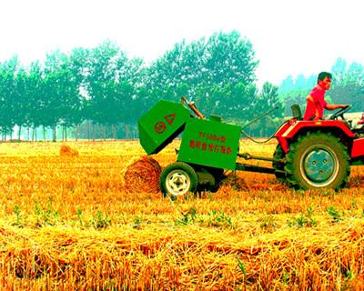 Farm Machinery Hay Baling Machine