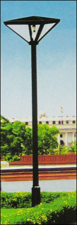 Mansion Post Top Lamp
