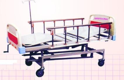 Icu Bed Mechanically (Abs Panels)