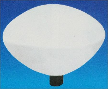 Mushroom Lamppost Top Lanterns