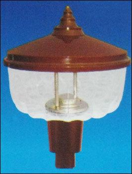 Oslo Integral Lamppost