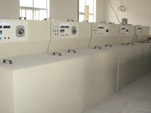 Electric Golden And Nickel Plating Machine