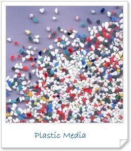 Plastic Grit