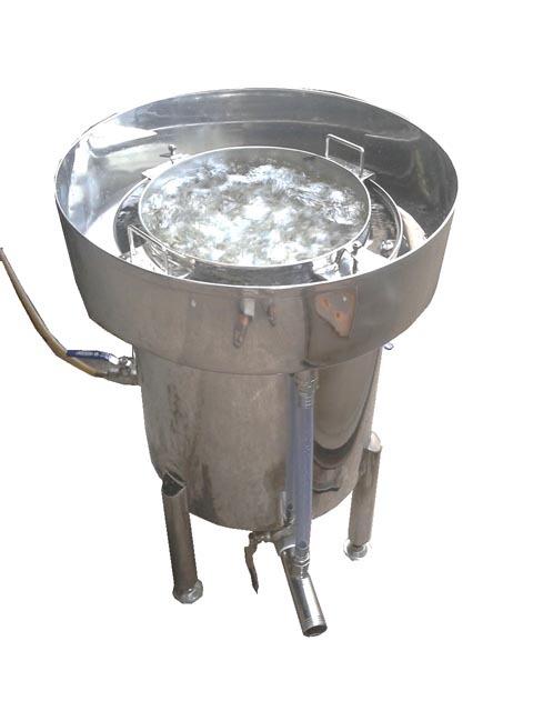 Rubber Bung Washing