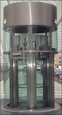 Elevator Glass Capsule in  Dahisar (E)
