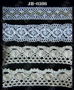 Cotton Crochet Lace (JH-0306)