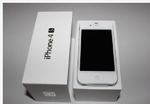 iPhone 4S Quadband 3G HSDPA GPS Unlocked Phone (SIM Free)