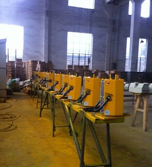 Permanent Magnetic Lifter For Lifting