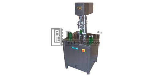 Semi Automatic ROPP / Screw Cap Sealing Machine (LRCS-45)