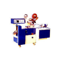 Hard Boiled Sugar Candy Wrapping Machine