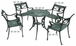 Park Table And Chair