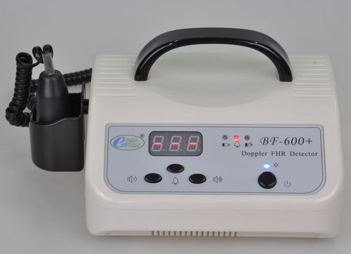 CE Mark Potable Fetal Doppler BF-600+