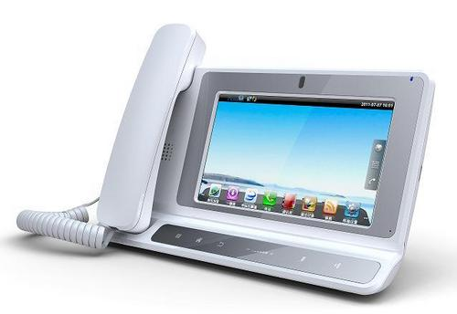 Video Phone Based on Android 2.2OS, 7inch Touch Panel Screen